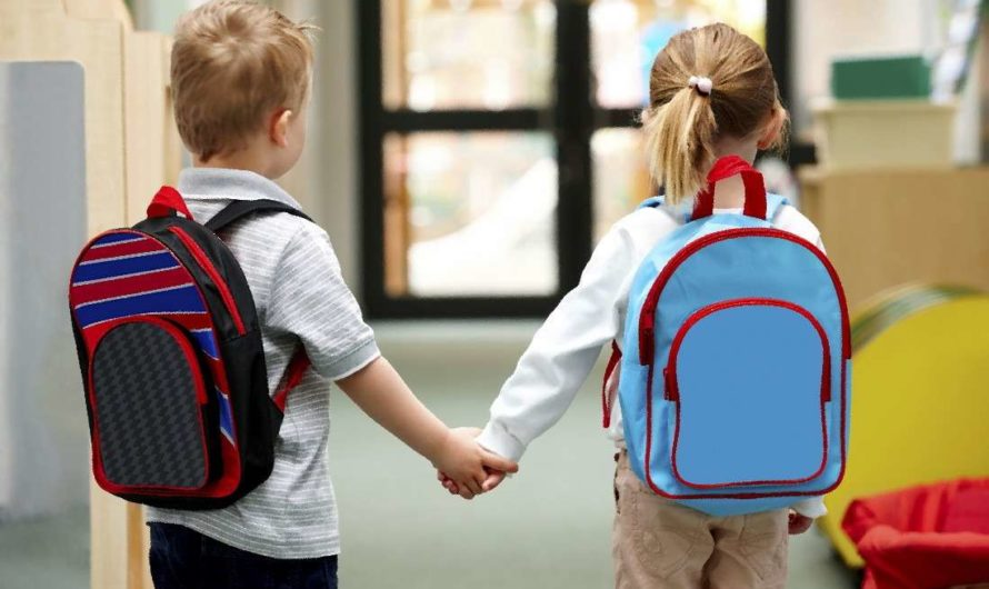 Соберём ребёнка в школу