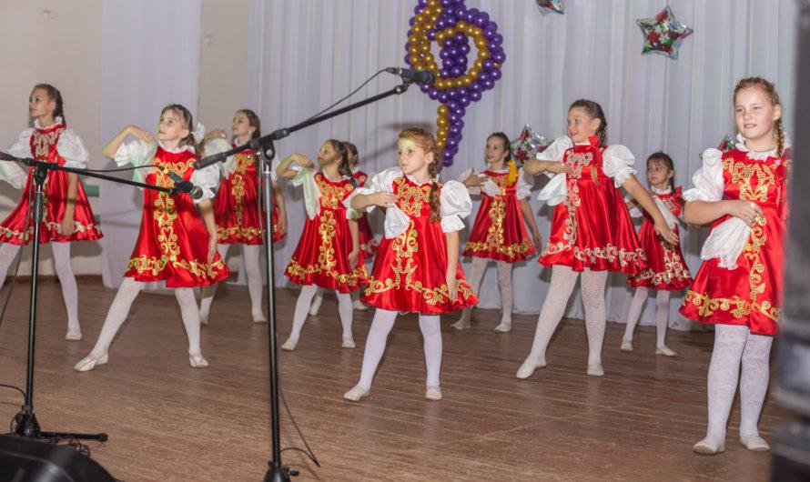 Большие таланты малой Красноярки