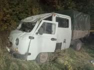 В Бугуруслане полицейские устанавливают обстоятельства ДТП с участием автомобиля УАЗ