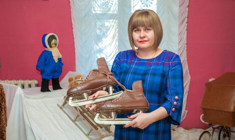 В Бугурусланском краеведческом музее открылась выставка «Зимние забавы»