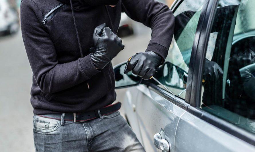 Житель Бугуруслана задержан за угон автомобиля