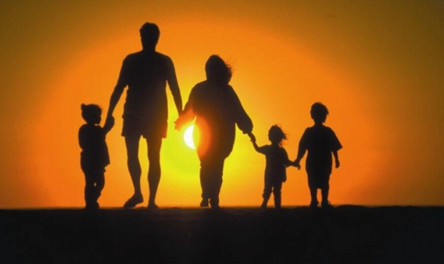 Семья — опора счастья