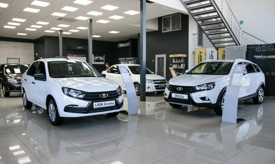 Господдержка помогла сохранить спрос на отечественные автомобили