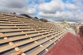 Когда-нибудь крыша будет?