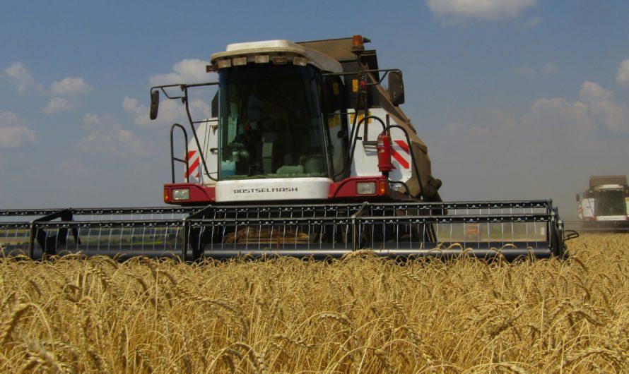 Бугурусланский район вошёл в тройку лидеров по приобретению новой сельхозтехники