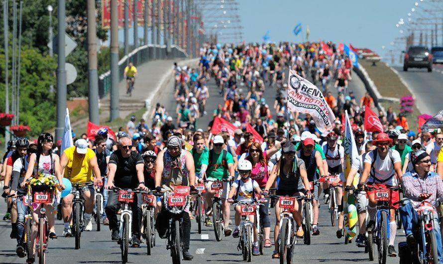 Оренбуржцы отметят Всемирный день велосипедиста велопробегом