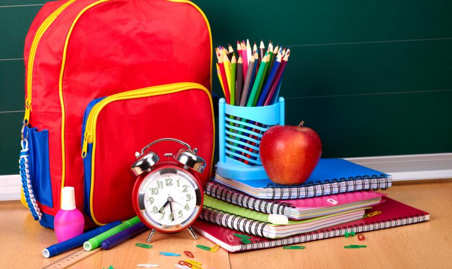 Помочь собраться в школу