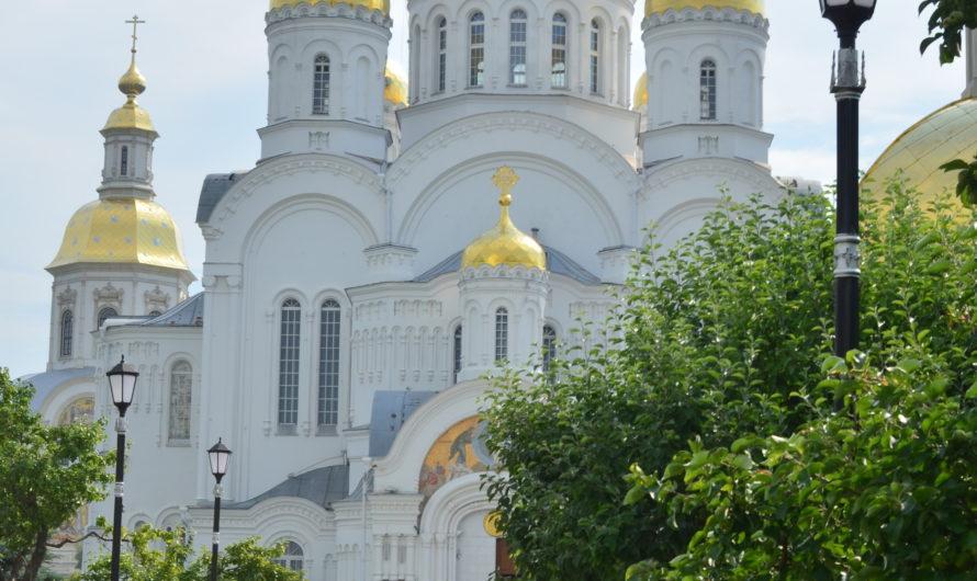 По святым местам Руси