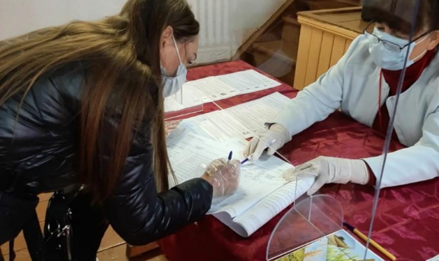 На избирательных участках Бугурусланского района соблюдаются меры безопасности по профилактике коронавирусной инфекции