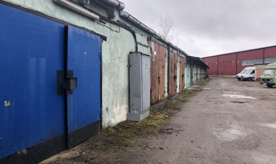 «Гаражная амнистия» в Оренбуржье стартовала