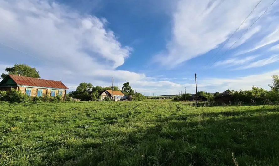 Оренбургское село – жить в комфорте