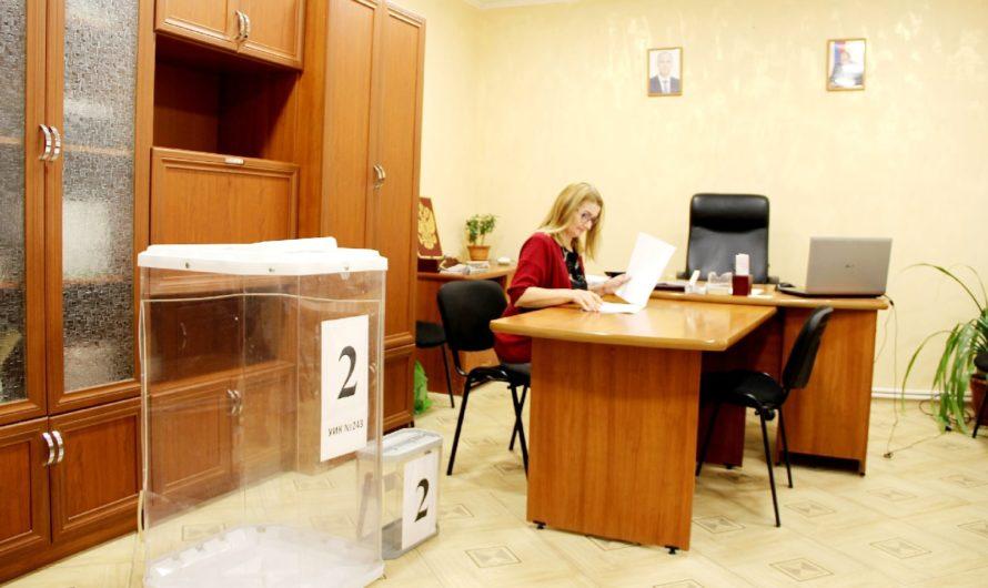 Оренбуржцы приступили к выборам депутатов Госдумы РФ и Заксобрания области