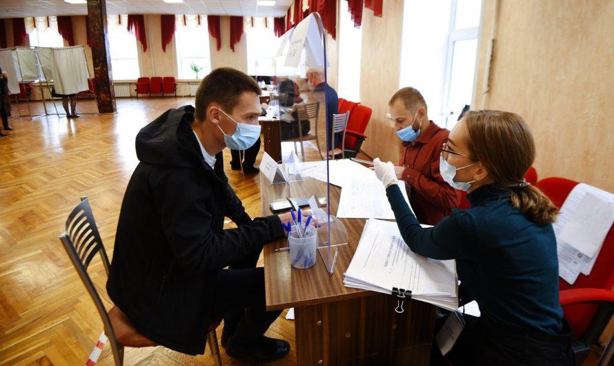 В Оренбуржье на всех избирательных участках начался второй день голосования