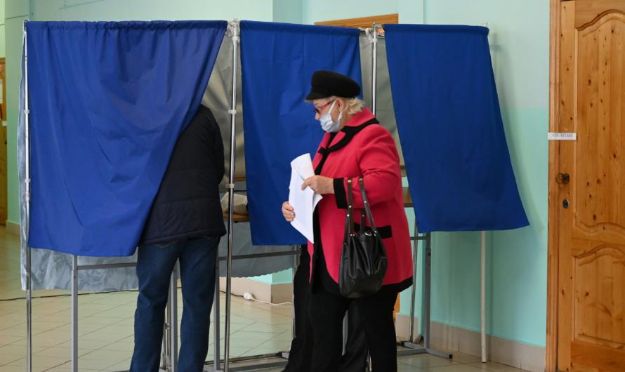 В Бугуруслане избирательные участки работают в штатном режиме