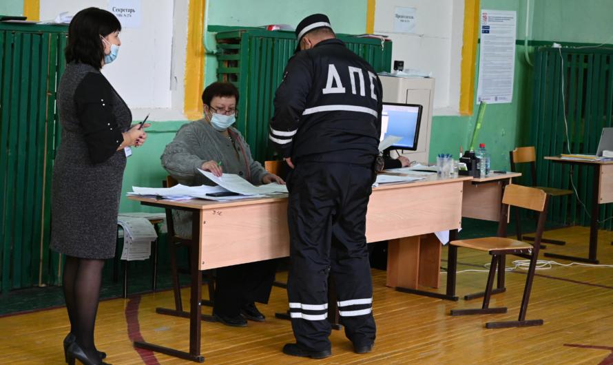 Несение службы, не повод отказаться от участия в выборах!