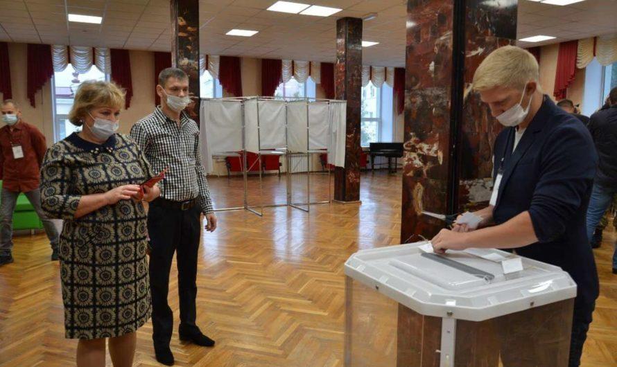Валентин Сушко: «Выборы в Оренбуржье проходят спокойно