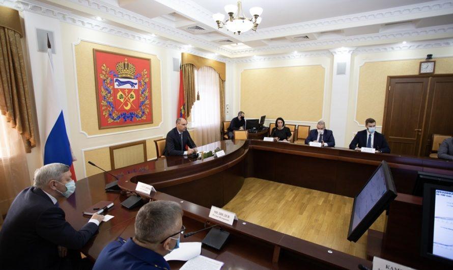 Оперативный штаб: новые меры против распространения в Оренбуржье коронавируснойинфекции
