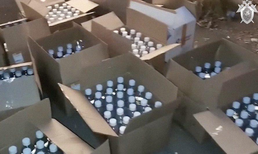 Состоялось заседание оперативного штаба по ситуации с массовым отравлением людей суррогатным алкоголем.