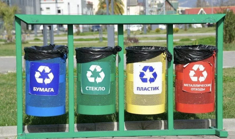 До конца года в Оренбуржье установят 3,5 тысячи новых контейнеров для раздельного сбора мусора